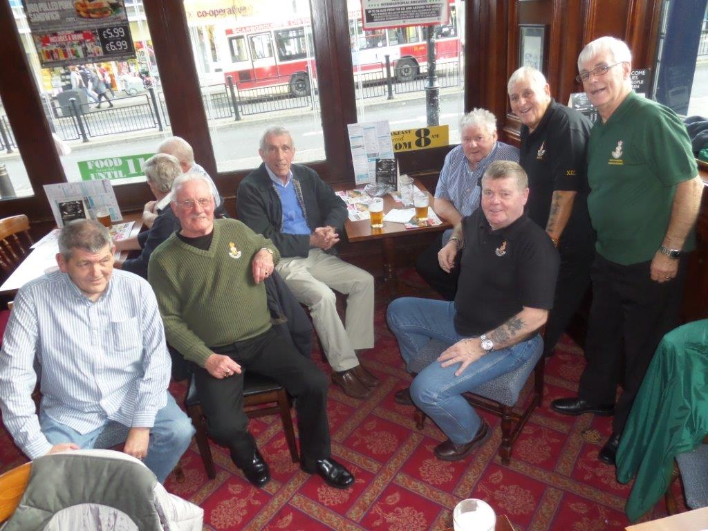 Green Howards Reunion,Scarborough Thu 16th Mon 20th Oct  2014 080