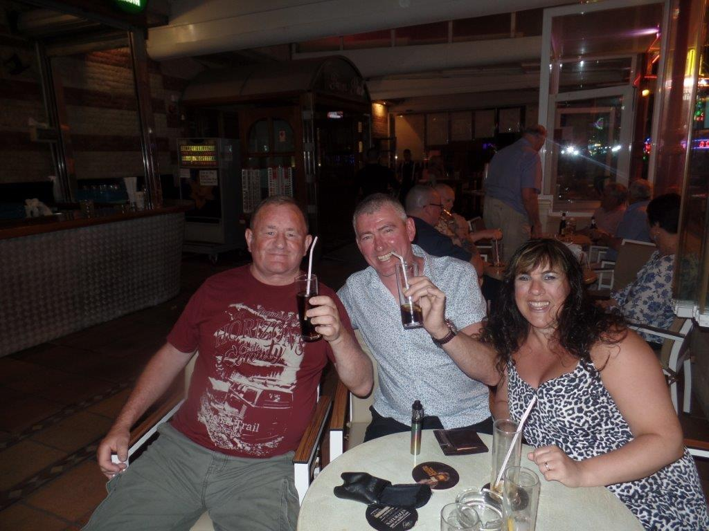 Green Howards.Benidorm Fun In The Sun.Mon 28th,Mon 4th June 2018 016