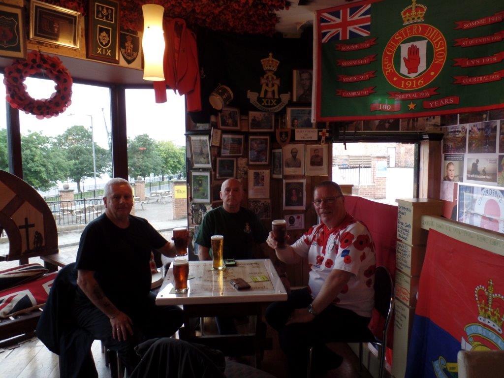 Don War Memorial Bar Stockton,Wed 5th July 2017 006