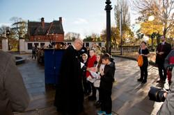 Middlesbrough Primary Schoold Children reading