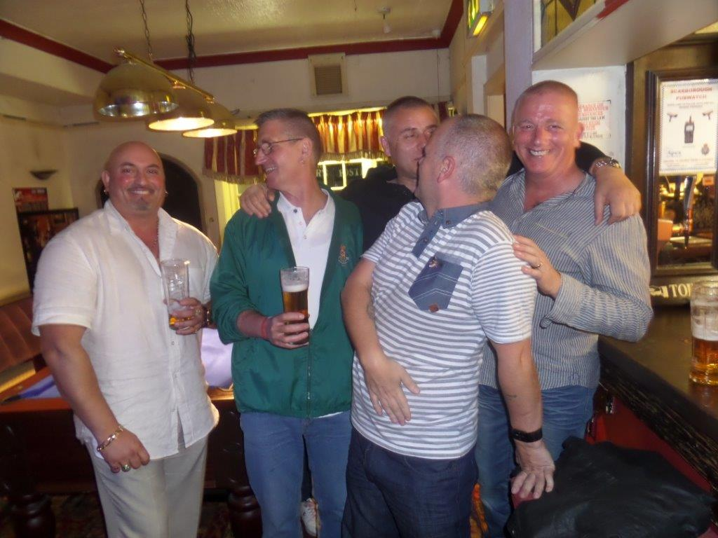 Green Howards Reunion,Scarborough Thu 16th Mon 20th Oct  2014 131