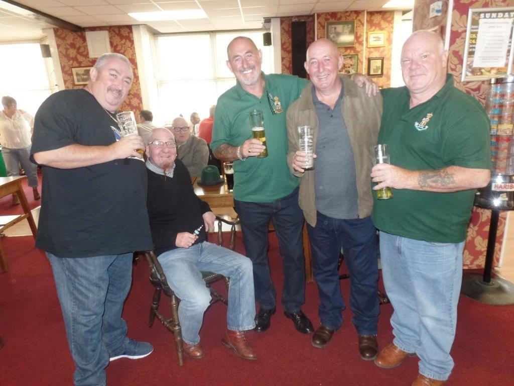 Green Howards Reunion,Lizzy 50th Longlands,Sat 15th Oct 2016 052