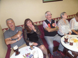Green Howards Reunion,Scarborough Thu 16th Mon 20th Oct  2014 602