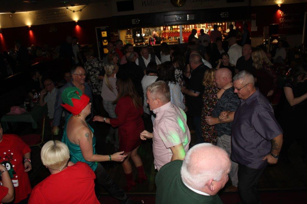 Green Howards Xmas Party.Longlands.(Cannon Cam).Sat 2nd Dec 2017 111