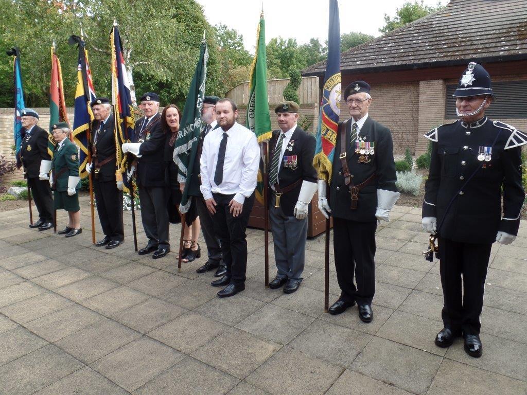 George Millwards Funeral. Fri 1st Sept 2017 080