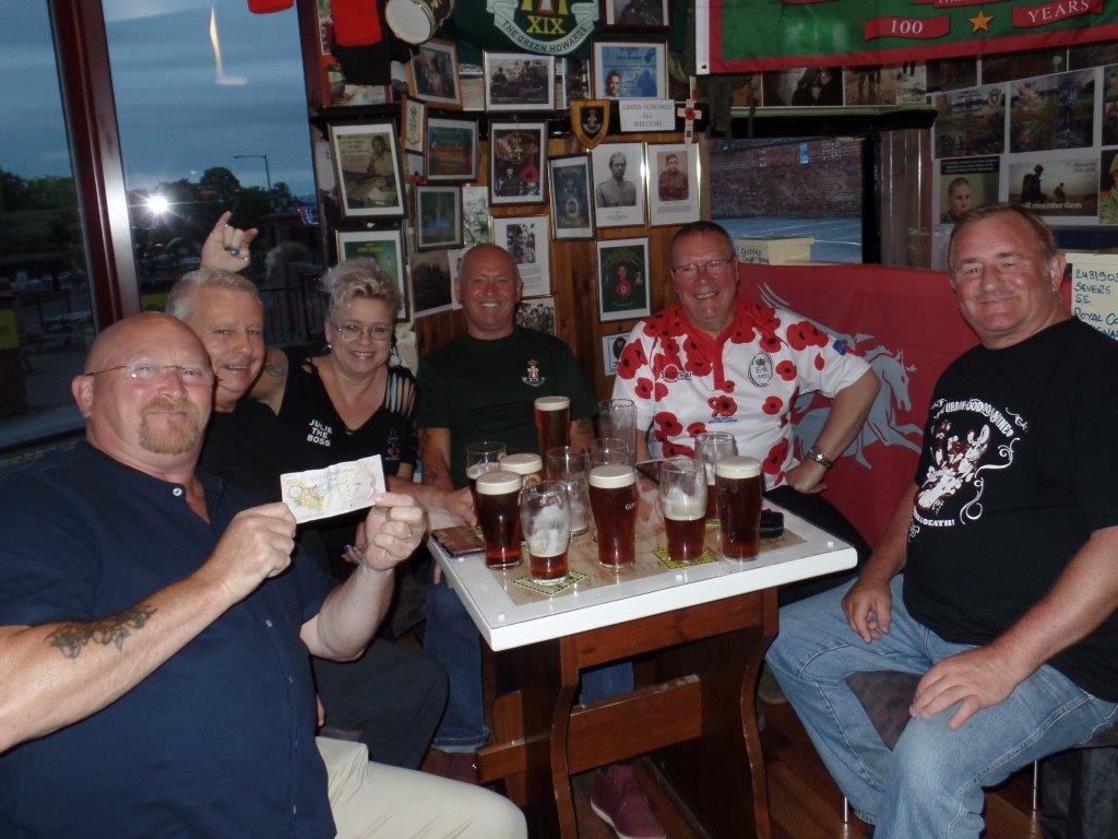 Don War Memorial Bar Stockton,Wed 5th July 2017 014