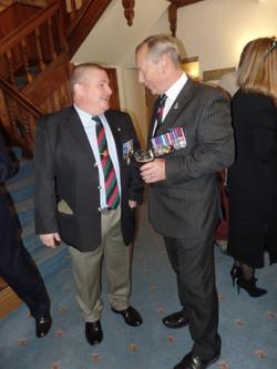 Commemoration To Honour Captain Archie White VC.Boroughbridge 150