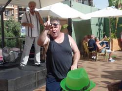 Green Howards.Benidorm Fun In The Sun.Mon 28th,Mon 4th June 2018 419