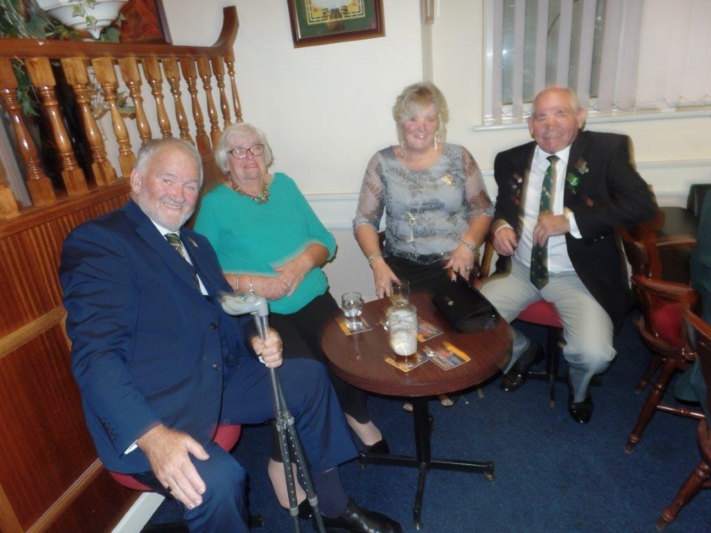 Green Howards Reunion,T.A  Centre Stockton Rd,Sat 15th Oct 2016 073