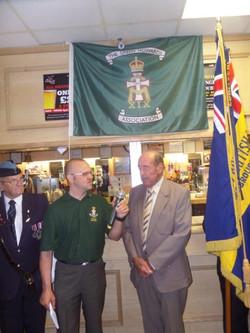 Stan Hollis V.C Memorial.Longlands Club Sat 2nd Aug 2014 004