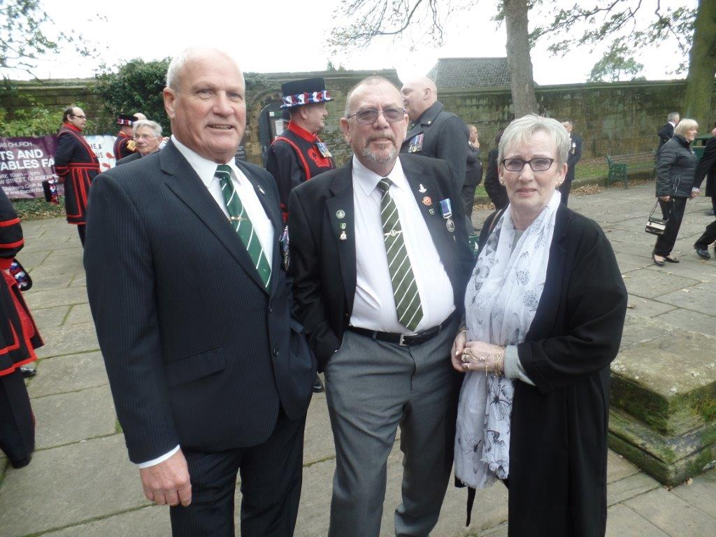 Kenny McGraths Funeral.Guisbrough Priory Wed 1st Nov 2017 022