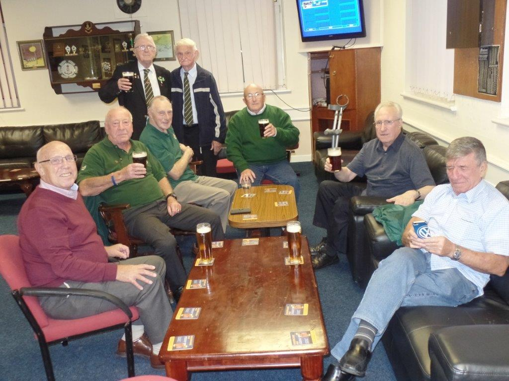 Green Howards Reunion.T.A Centre Stockton Rd.Fri 14th Oct 059