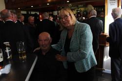 Green Howards Reunion Sun 8th Oct 2017 T.A Centre +Don Bar 031