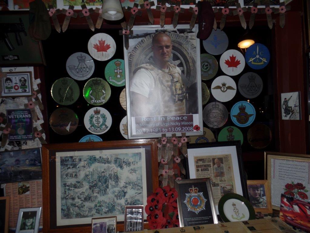 Don War Memorial Bar Stockton,Wed 5th July 2017 027