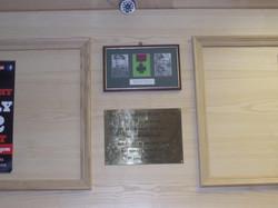 Stan Hollis V.C Memorial.Longlands Club Sat 2nd Aug 2014 007