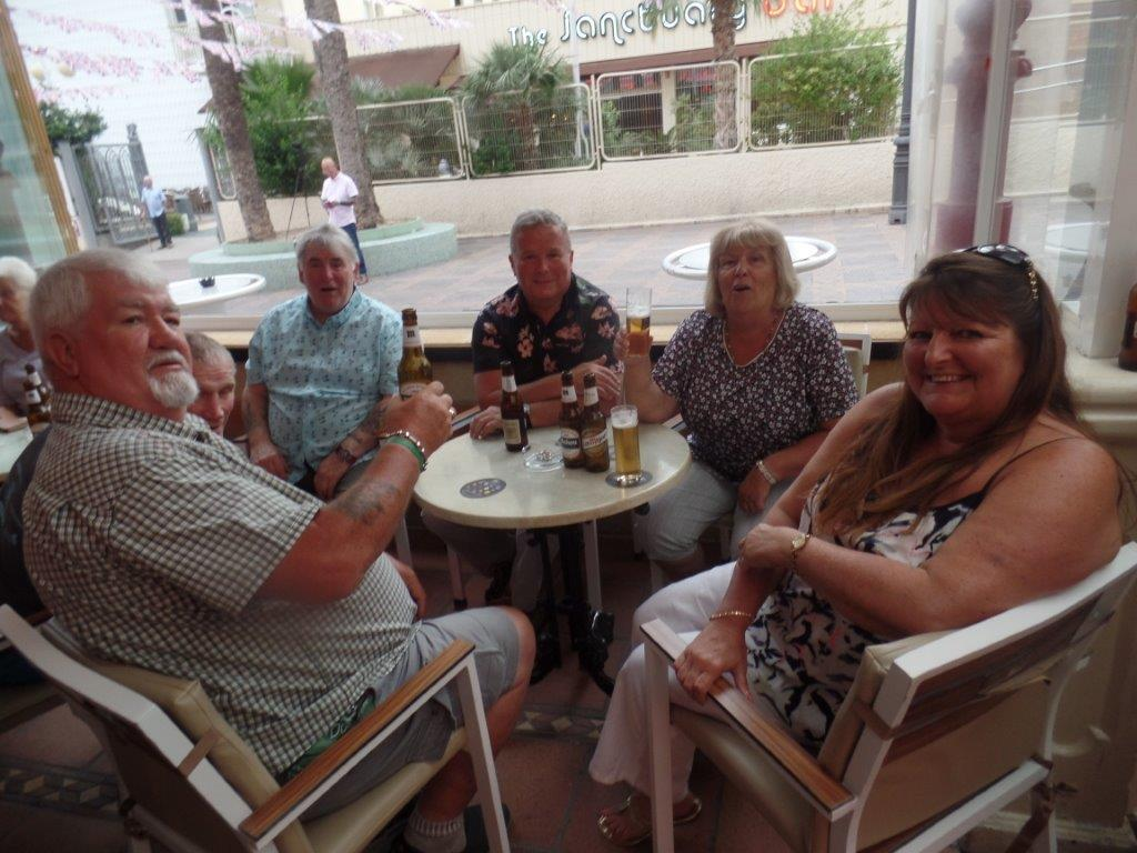 Green Howards Benidorm.Fun In The Sun.Mon 28th Mon 4th June 2018 008