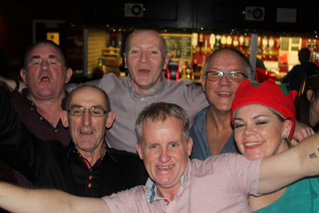 Green Howards Xmas Party.Longlands.(Cannon Cam).Sat 2nd Dec 2017 142