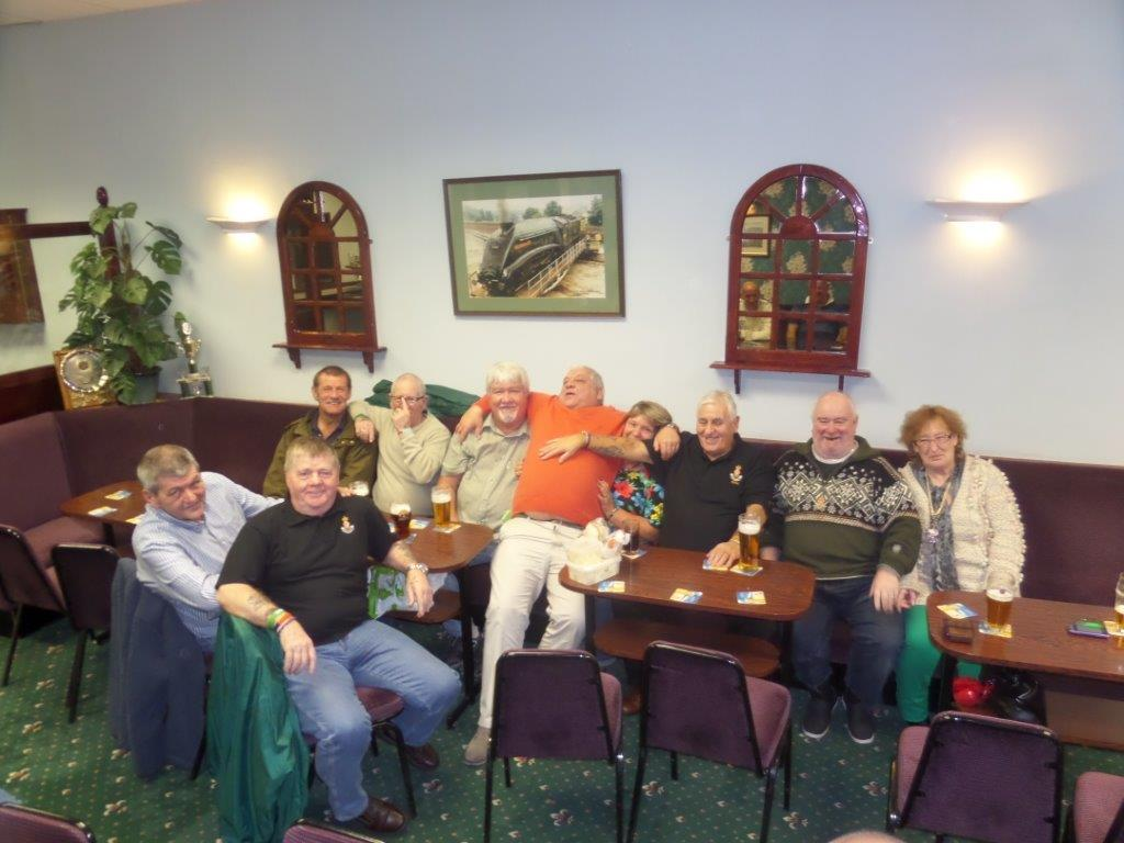 Green Howards Reunion,Scarborough Thu 16th Mon 20th Oct  2014 108