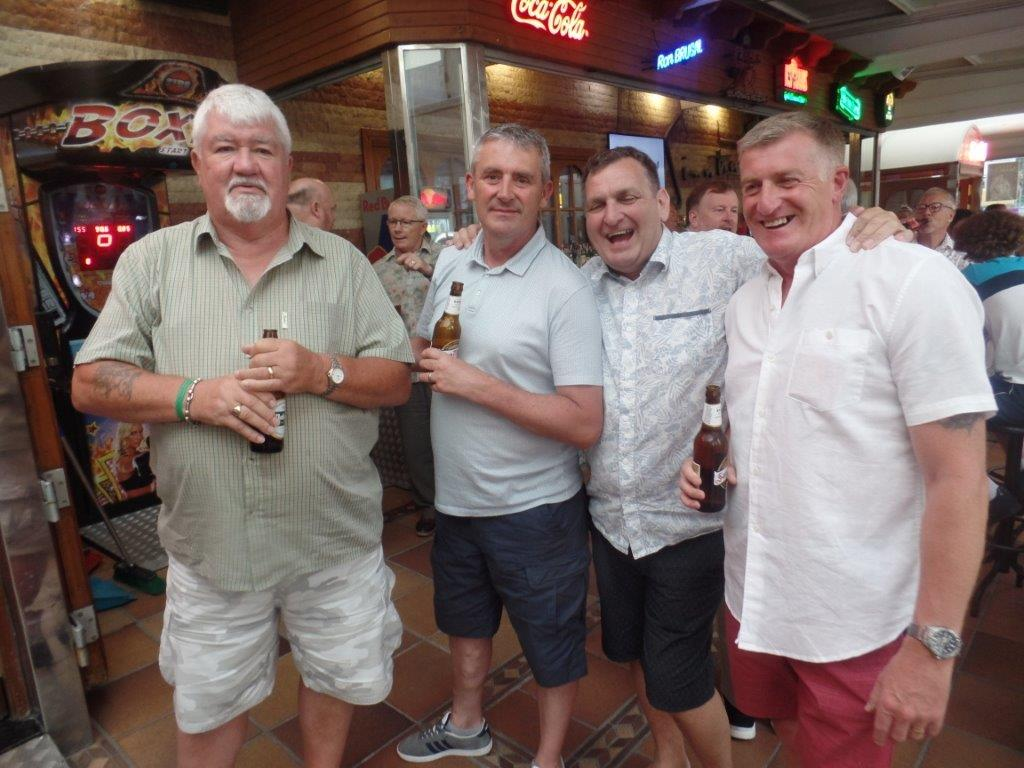 Green Howards.Benidorm Fun In The Sun.Mon 28th,Mon 4th June 2018 446