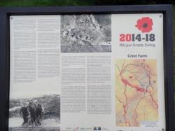 Ypres,Tynecot,Passchendale,Belgium 28th June 3rd July 2016 302