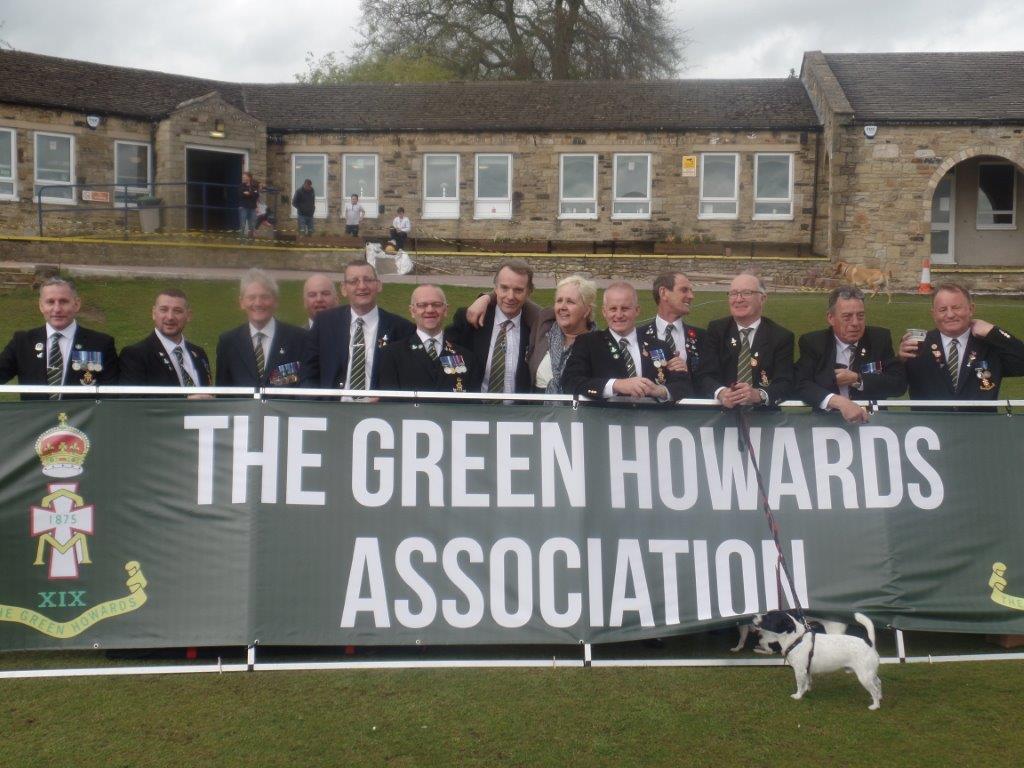 Green Howards Richmond Sunday 10th May 2015 531