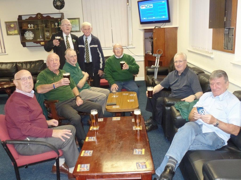 Green Howards Reunion.T.A Centre Stockton Rd.Fri 14th Oct 058