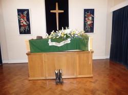 Tex Richardson Funeral,Darlo Crem+Rugby Club.Wed 20th Sept 2017 033