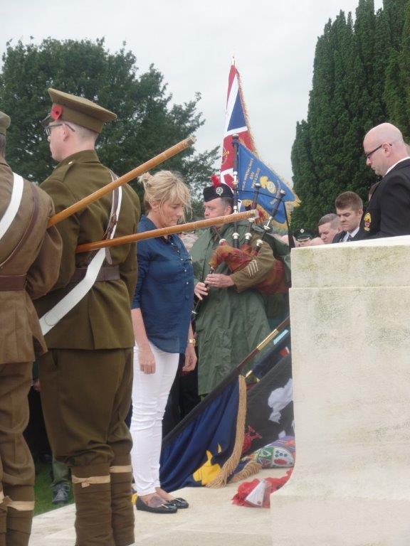 Ypres,Tynecot,Passchendale,Belgium 28th June 3rd July 2016 136