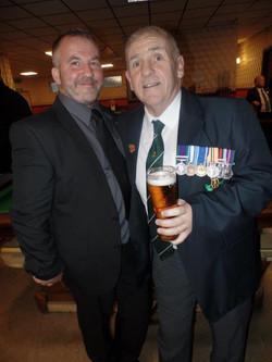 Kenny McGraths Funeral.Guisbrough Priory Wed 1st Nov 2017 165