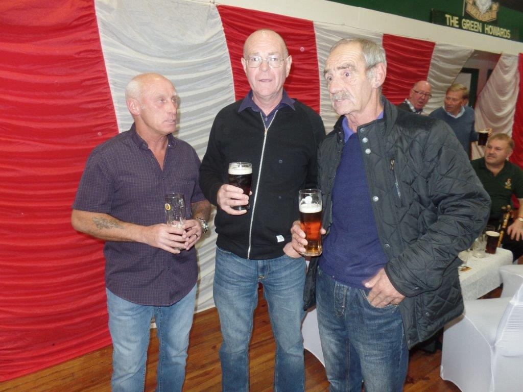 Green Howards Reunion.T.A Centre Stockton Rd.Fri 14th Oct 046