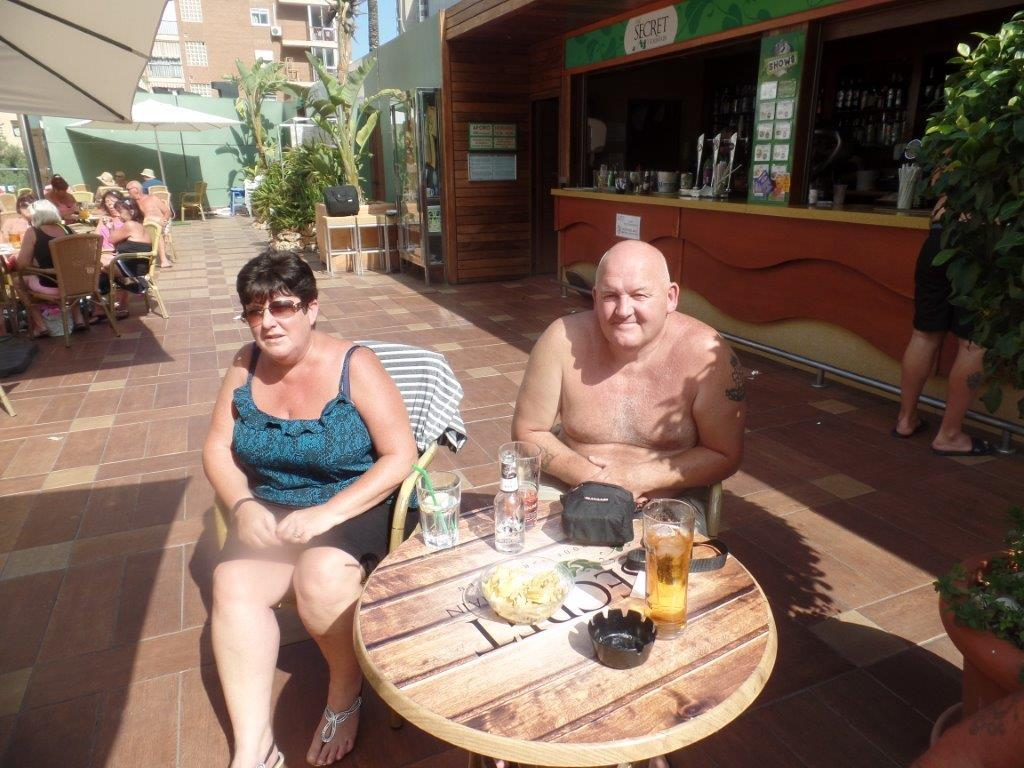 Green Howards.Benidorm Fun In The Sun.Mon 28th,Mon 4th June 2018 063