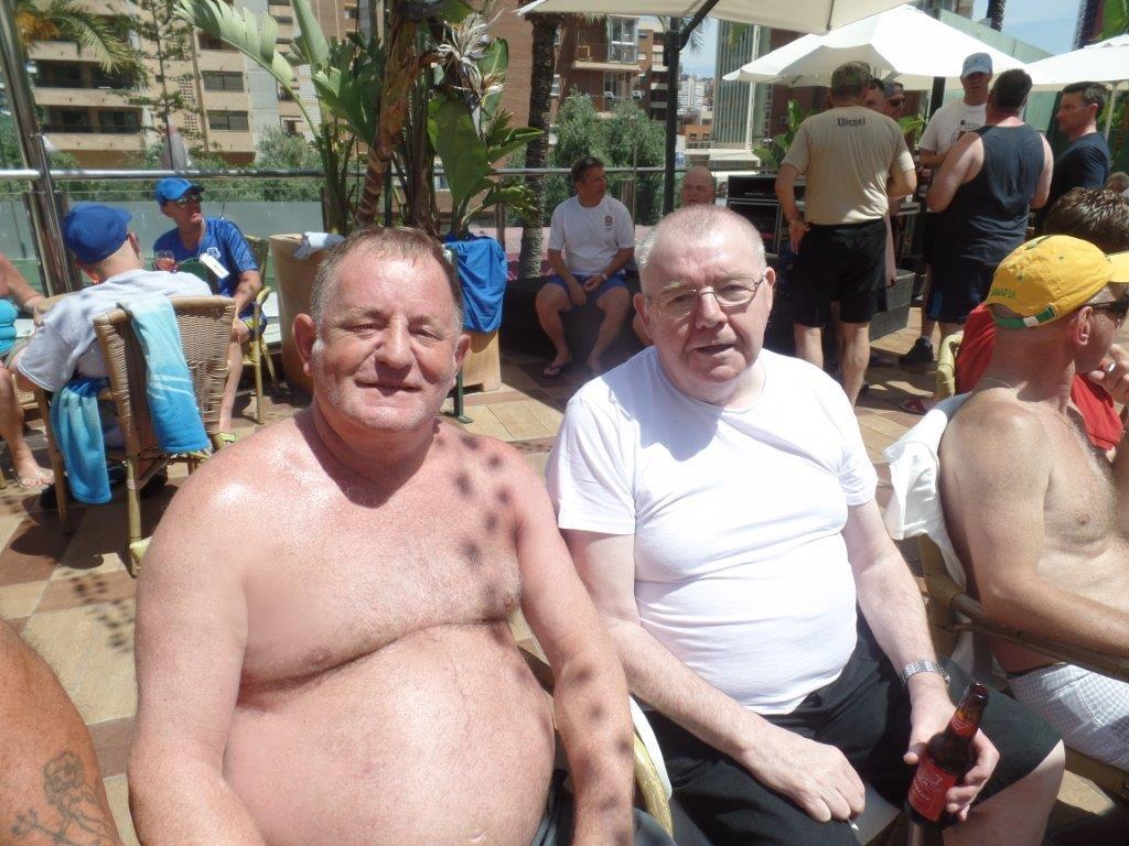 Green Howards.Benidorm Fun In The Sun.Mon 28th,Mon 4th June 2018 348