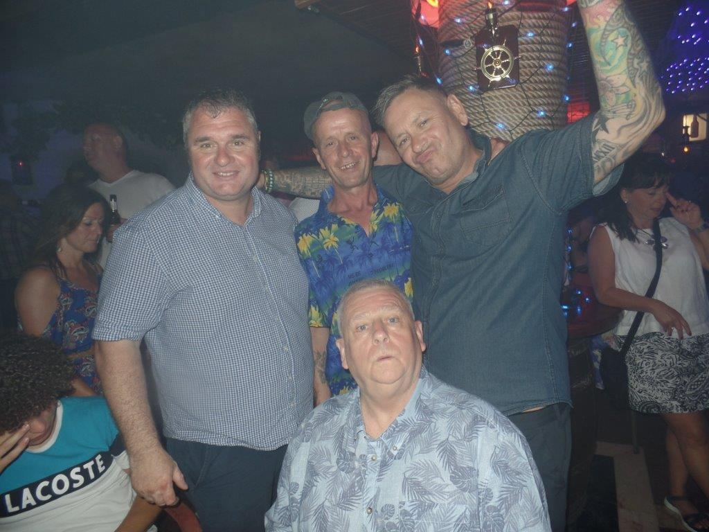 Green Howards Benidorm. Fun In The SunMon 28th May Mon 4th June 114