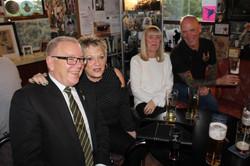 Green Howards Reunion Sun 8th Oct 2017 T.A Centre +Don Bar 202