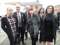 Kenny McGraths Funeral.Guisbrough Priory Wed 1st Nov 2017 064