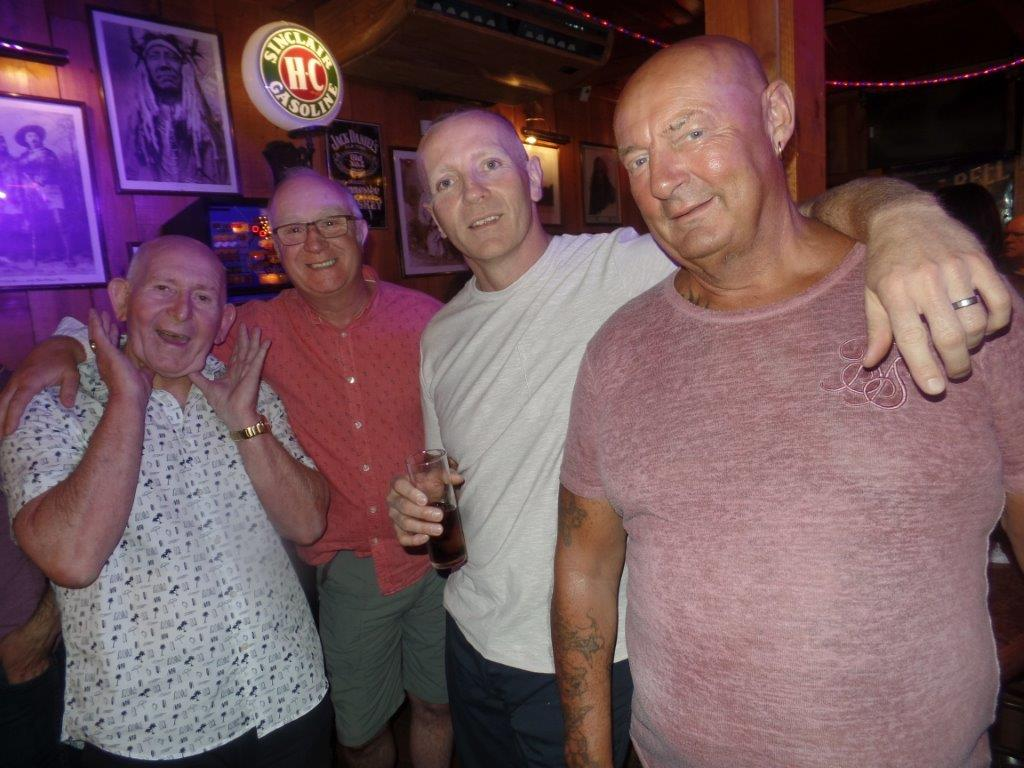 Green Howards.Benidorm Fun In The Sun.Mon 28th,Mon 4th June 2018 077