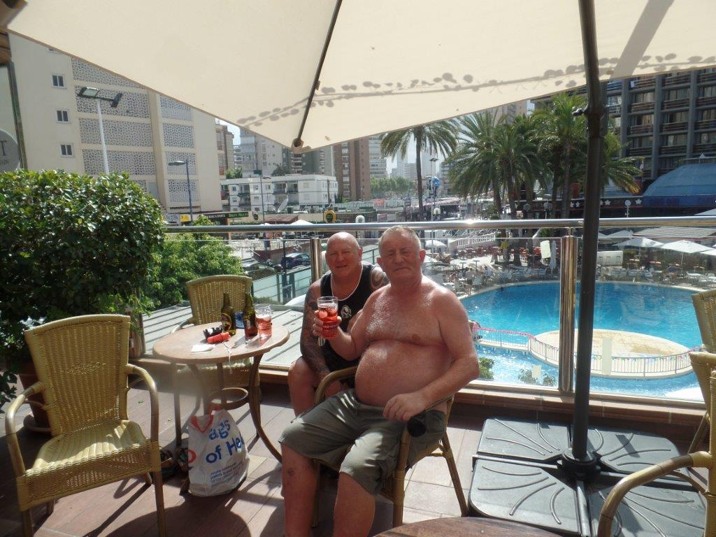 Green Howards.Benidorm Fun In The Sun.Mon 28th,Mon 4th June 2018 061