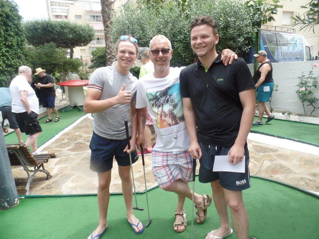 Green Howards Benidorm. Fun In The SunMon 28th May Mon 4th June 154