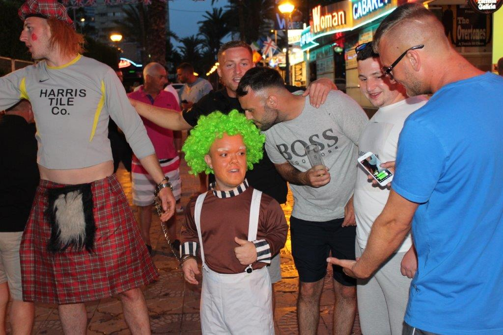 Green Howards Benidorm Fun In The Sun Sat 2nd June 2018 017