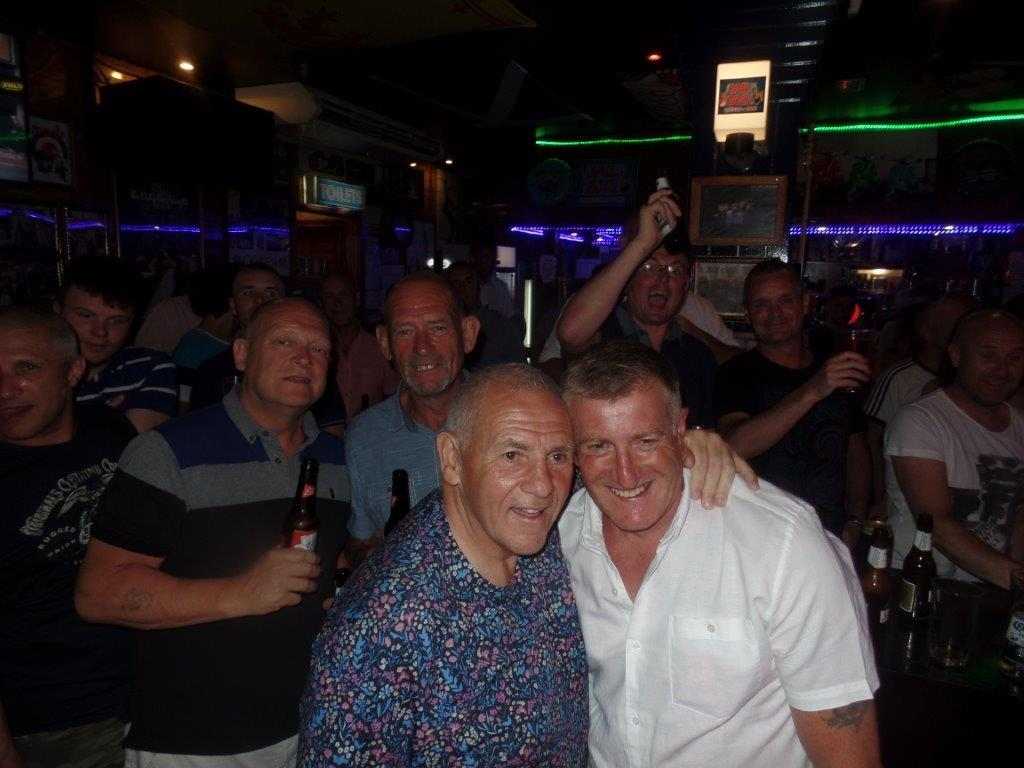 Green Howards.Benidorm Fun In The Sun.Mon 28th,Mon 4th June 2018 651
