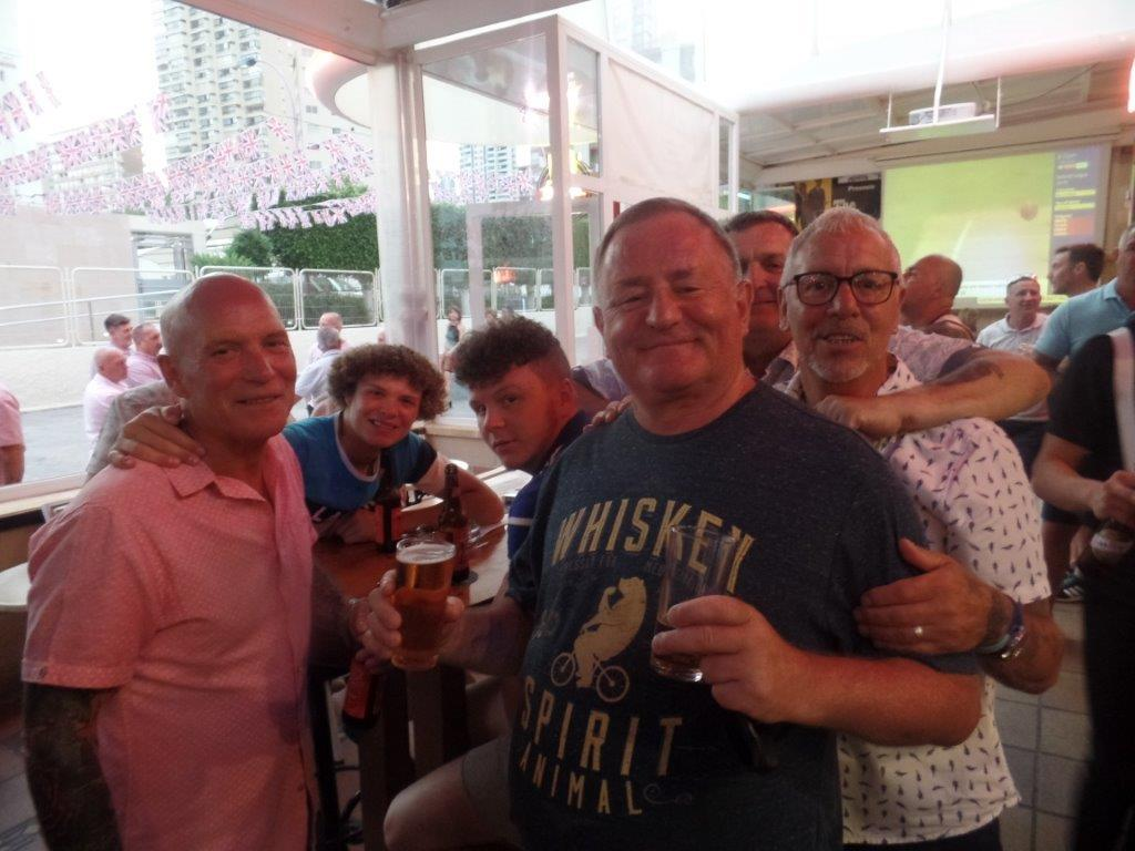 Green Howards.Benidorm Fun In The Sun.Mon 28th,Mon 4th June 2018 475