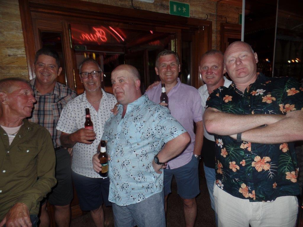 Green Howards.Benidorm Fun In The Sun.Mon 28th,Mon 4th June 2018 560