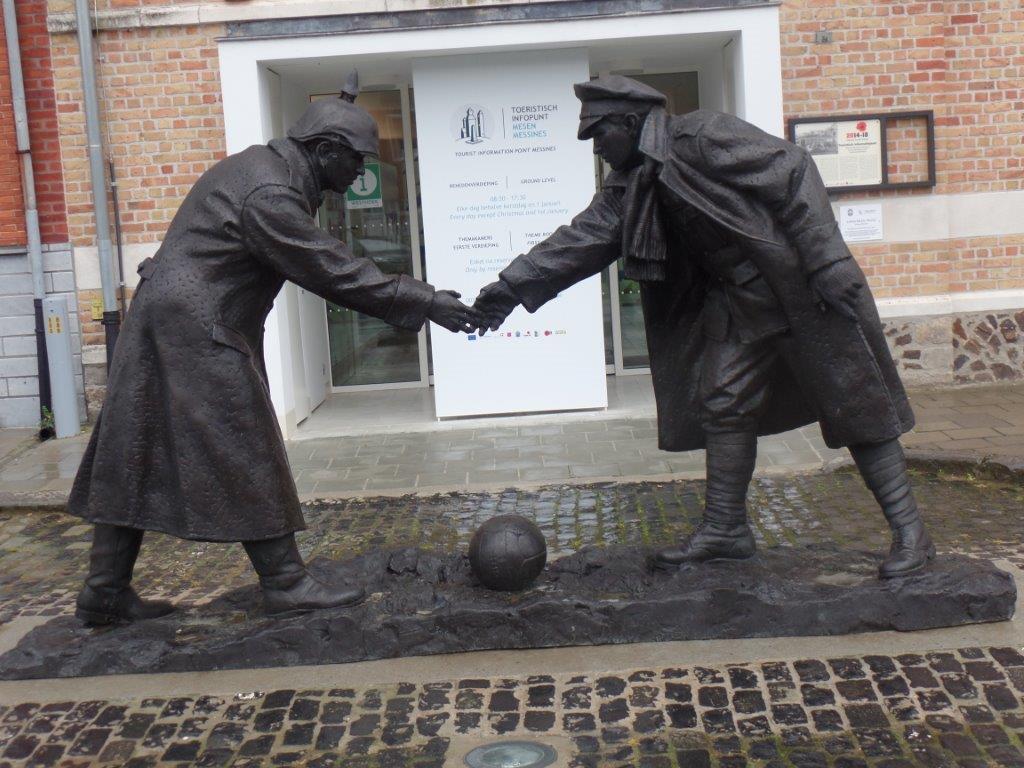 Ypres,Tynecot,Passchendale,Belgium 28th June 3rd July 2016 322