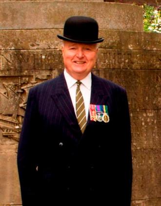 COLONEL A E GAYNOR OBE TD