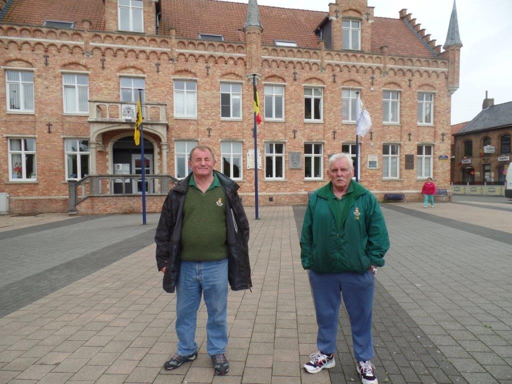 Ypres,Tynecot,Passchendale,Belgium 28th June 3rd July 2016 313