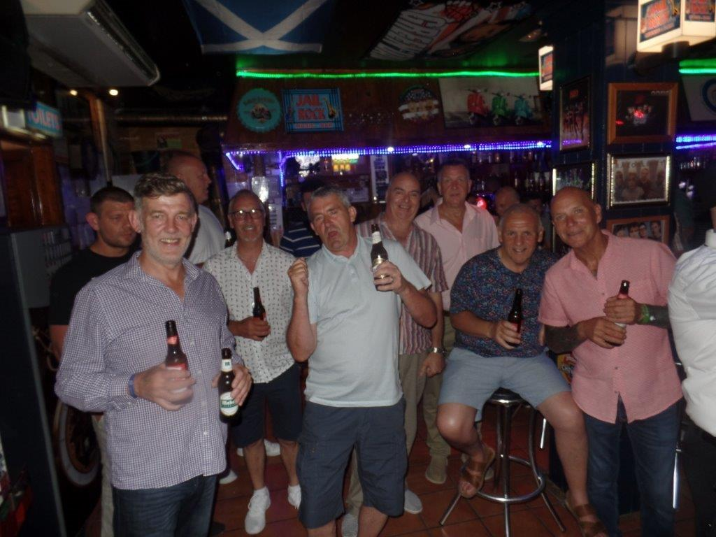 Green Howards.Benidorm Fun In The Sun.Mon 28th,Mon 4th June 2018 586