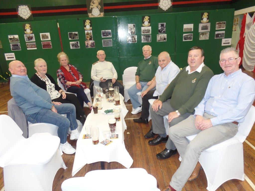 Green Howards ReunionT.A Stockton Rd,Fri 14th Oct 2016 015