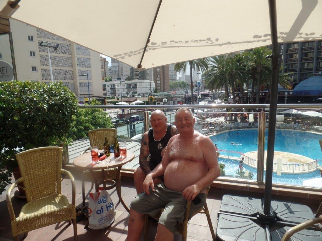 Green Howards.Benidorm Fun In The Sun.Mon 28th,Mon 4th June 2018 060