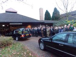 Frederick Leach's Funeral 006