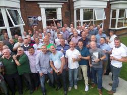 Stan Hollis V.C Memorial.Longlands Club Sat 2nd Aug 2014 086